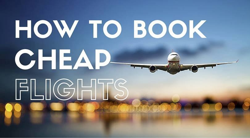 how to book cheap fligts