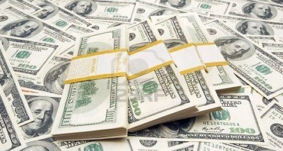 الدولار يتخطى حاجز العشرة جنيهات