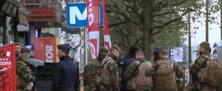 اول صور للمشتبه بهم في تفجيرات بروكسل