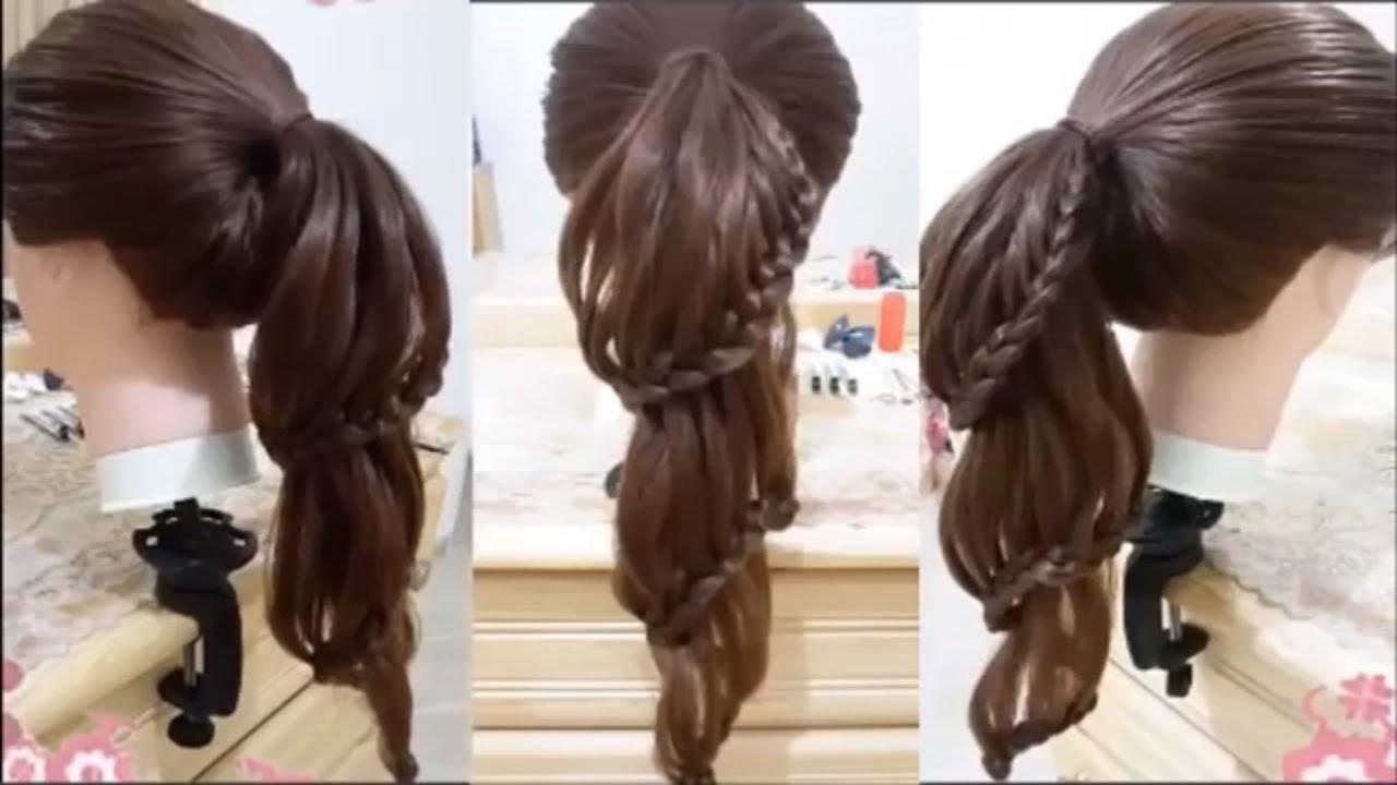 تسريحات شعر جديدة للبنات