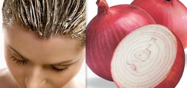 البصل والسمسم للتخلص من الشعر الأبيض والقضاء على الشيب المبكر