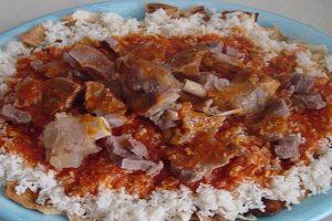 اكلات عيد الأضحى: طريقة عمل الفتة الشهية بالتكات السرية