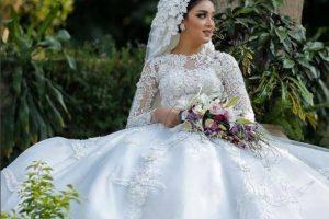 فساتين أفراح عالمية بأحدث الموديلات للعروسة العصرية فساتين زفاف أنيقة راقية