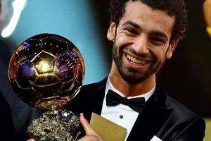 """محمد صلاح يفوز بلقب """" ثانى أفضل لاعبى روما """" أمام إنتر"""
