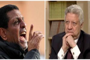 بالصور : جلسة صلح بين فاروق جعفر ومرتضى منصور .