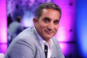 """باسم يوسف للسيسي: انت مسؤول عن اللي بيحصل ولا """"ملكش لازمة"""""""