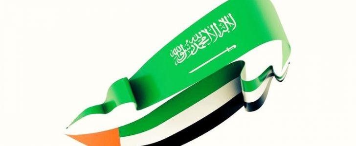 احتفالات الشعب الاماراتى باليوم الوطنى الاماراتى