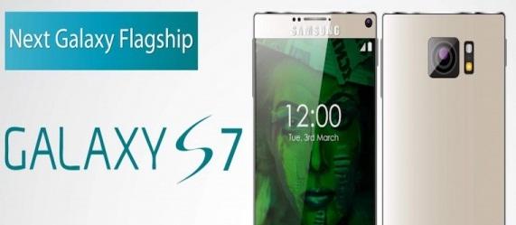مواصفات هاتف سامسونج S7 الجديد مارس المقبل