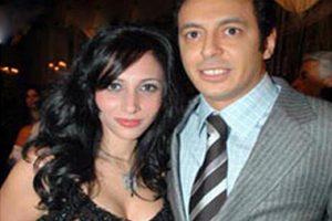 هل شاهدت من قبل صورة زوجه الفنان مصطفى شعبان ؟! شاهد صورتها التى اثارت انتقاد النشطاء