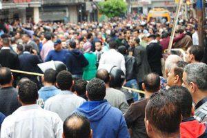 انفجاران اليوم في أنن واحد يهزان  كنيستي مار مرقص بالإسكندرية  مارجرجس بطنطا