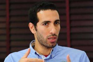 شاهد بالصور رد فعل النجم محمد ابو تريكه بعد قرار التحفظ على جميع امواله بسبب انتمائه لجماعه الاخوان المسلمين