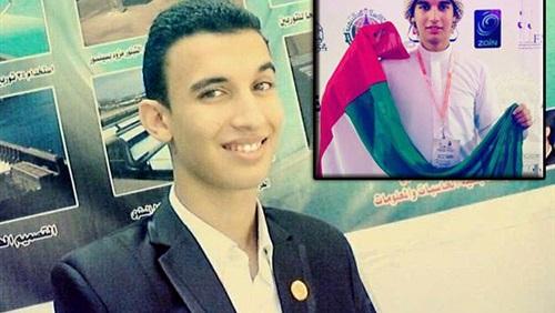 المصري المخترع في الامارات الشقيقة