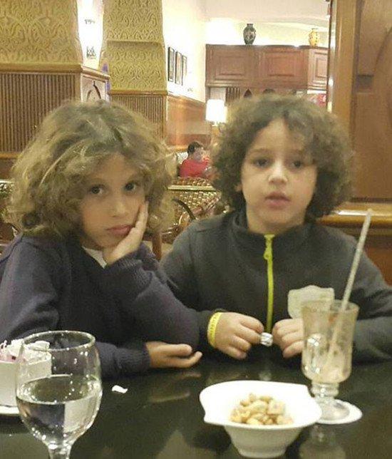 حمزة و عمر أحمد رزق