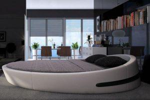 غرف نوم غير تقليدية بأشكال وموديلات عصرية لتجهيز العرائس