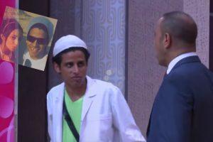خطوبة حمدي المرغني وإسراء عبد الفتاح بعيداَ عن أعين الصحافة والأعلام