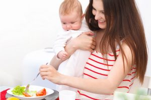 رجيم الرضاعة : الرجيم الأفضل خلال فترة الرضاعة الطبيعية