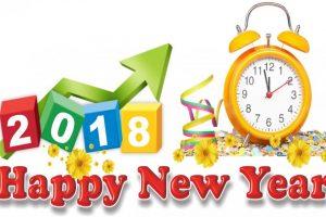 أجمل بوستات Happy New Year للفيس بوك للتهنئة بالعام الجديد 2018