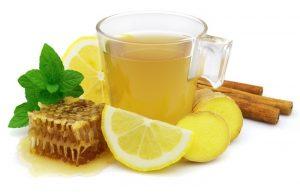 Ginger-lemon-drink