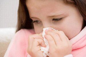 زكام طفلك المتكرر وخطر الإصابه بضعف السمع