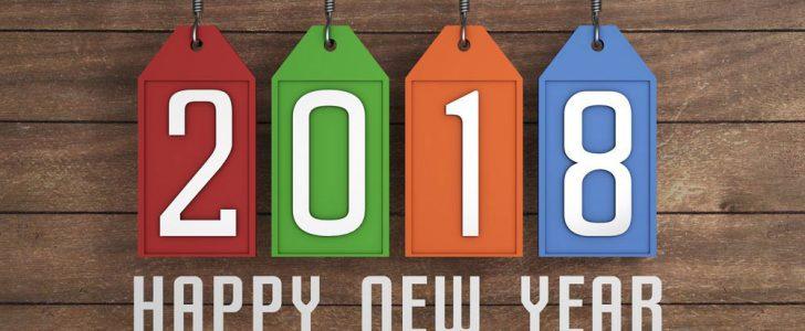 بوستات تهنئة العام الجديد 2018 منشورات تهانى رأس السنة عبر الفيس بوك