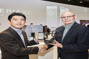 سوني Sony Xperia XZ Premium : يفوز اكسبريا اكس زد بريميوم بأفضل هاتف محمول لعام 2017