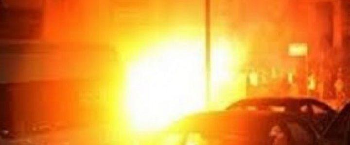 عاجل : انفجار عبوة ناسفة في شارع فيصل وانباء عن سقوط ضحايا