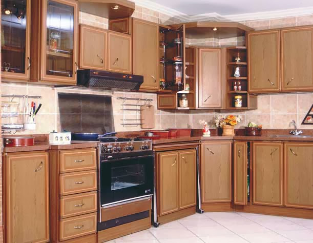 Wood Kitchen 2014 11