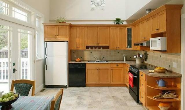 Wood Kitchen 2014 4
