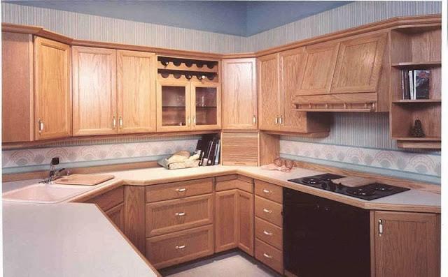 Wood Kitchen 2014 8