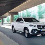 مواصفات وأسعار سيارات مرسيدس بيك اب X-Class الجديدة 2018