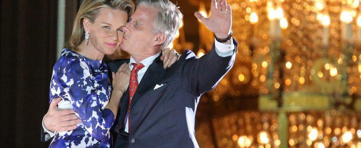 عاجل : إجلاء ملك وملكة بلجيكا من العاصمة بروكسل إلى مكان أمن