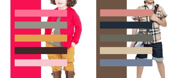 سمات فن تنسيق الألوان تناسب اختيار الملابس مع الجسم ولون البشرة للرجال والنساء