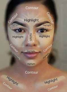 contour-and-highlight