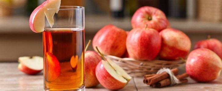 فوائد عصير التفاح بالقرفه في شهر رمضان