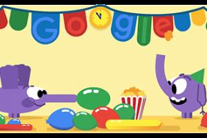 احتفال جوجل اليوم برأس السنة 2019 تغيير الشعار وابراز ملامح الاحتفال بالكريسماس