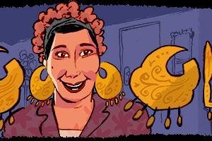 جوجل يحتفل بالفنانة الكوميدية مارى منيب بعد 114 عام من ميلادها