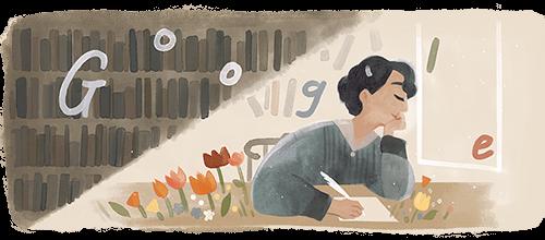 احتفال جوجل اليوم بذكرى مرور 112 عاما على ميلاد جميلة العلايلى