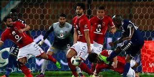 فوز النادي الأهلي بهدف حجازي ضد بيدفيست 11/3/2017