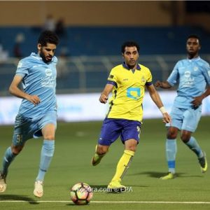 الموعد الرسمي لمباراة النصر والباطن من الدوري السعودي والقناة العارضة للمباراة