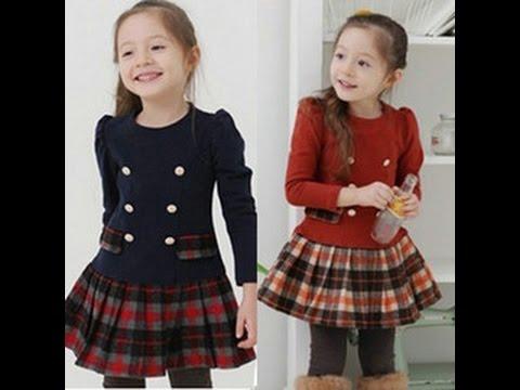 أجمل الملابس الشتوية للأطفال أزياء شتاء 2018 للبنات والأولاد بأرقى
