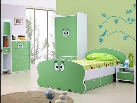غرف لنوم الاطفال