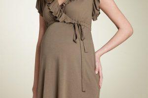 أحدث موديلات ملابس الحمل أزياء جميلة وأشكال رائعة للمرأة الحامل