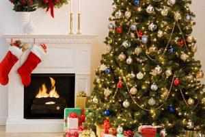أجمل صور شجرة عيد الميلاد لتبادل التهنئة بمناسبة رأس السنة الكريسماس 2019