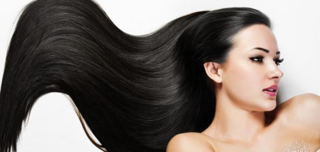 فوائد زيت الحية لتكثيف الشعر وتنعيمة