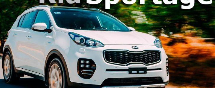 15 ميزة رائعة لسيارت كيا سبورتاج 2018 ومواصفات عالية الجودة لهذة السيارة العالمية