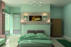 بالصور أحدث ألوان الحوائط والبياض موضة هذا العام لتناسق الألوان مع الديكور