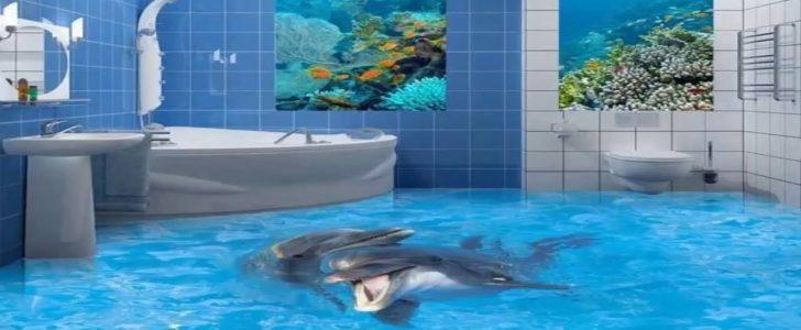 أحدث صور ديكورات الحمامات موديلات جميلة لحمامات 2018 للمنازل والفيلات