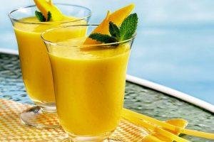 طريقة تحضير عصير المانجو في رمضان وفوائده