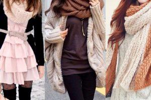 تشكيلة جميلة من موديلات الملابس الشتوية للنساء أحدث أزياء شتاء 2018