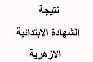 الاستعلام عن نتيجة الابتدائية الأزهرية برقم الجلوس فى كافة محافظات مصر